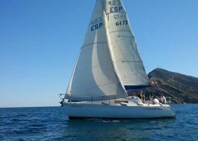 Rumboaltea-FIRST-285-Navegando